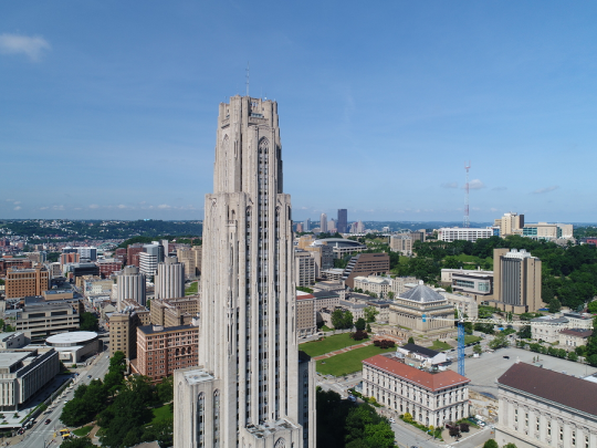 University of Pittsburgh Campus